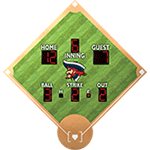 Large Baseball Diamond