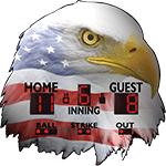 Patriotic Eagle - Outdoor